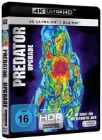 Predator - Upgrade - 4K Ultra HD Blu-ray + Blu-ray (4K Ultra HD)