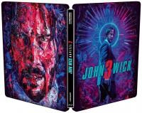 John Wick: Kapitel 3 - Limited Steelbook (Blu-ray)