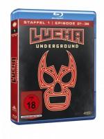 Lucha Underground - Staffel 1.2 / Episode 21-39 (Blu-ray)