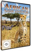 African Safari Adventure (DVD)
