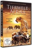 Tierwelt Afrika - Raubtiere der Serengeti (DVD)