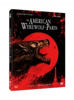 An American Werewolf in Paris - Limited Mediabook (Blu-ray)