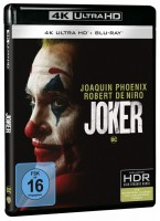 Joker - 4K Ultra HD Blu-ray + Blu-ray (4K Ultra HD)