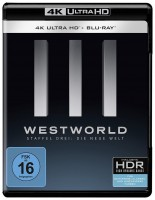 Westworld - Staffel 03 / 4K Ultra HD Blu-ray + Blu-ray (4K Ultra HD)