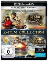 Jim Knopf und Lukas der Lokomotivführer & Jim Knopf und die Wilde 13 - 4K Ultra HD Blu-ray + Blu-ray (4K Ultra HD)