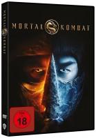 Mortal Kombat - 2021 (DVD)
