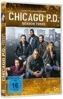Chicago P.D. - Staffel 03 (DVD)
