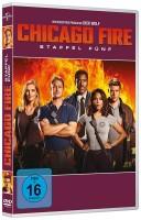 Chicago Fire - Staffel 05 (DVD)