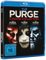 The Purge - 3-Movie-Collection (Blu-ray)