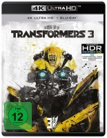 Transformers 3 - 4K Ultra HD Blu-ray + Blu-ray (4K Ultra HD)