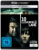 10 Cloverfield Lane - 4K Ultra HD Blu-ray + Blu-ray (4K Ultra HD)