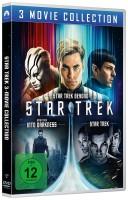 Star Trek - 3 Movie Collection (DVD)