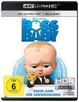 The Boss Baby - 4K Ultra HD Blu-ray + Blu-ray (4K Ultra HD)