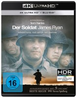 Der Soldat James Ryan - 4K Ultra HD Blu-ray + Blu-ray (4K Ultra HD)