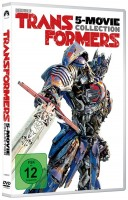 Transformers - 1-5 Collection (DVD)