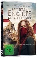 Mortal Engines - Krieg der Städte (DVD)