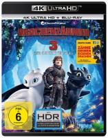 Drachenzähmen leicht gemacht 3 - Die geheime Welt - 4K Ultra HD Blu-ray + Blu-ray (4K Ultra HD)