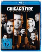 Chicago Fire - Staffel 07 (Blu-ray)