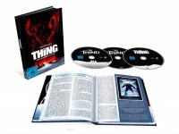 The Thing - 3-Disc-Mediabook Edition / Cover #Edwards (Blu-ray)