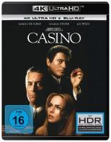Casino - 4K Ultra HD Blu-ray + Blu-ray (4K Ultra HD)