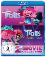 Trolls & Trolls World Tour - 2 Movie Collection (Blu-ray)