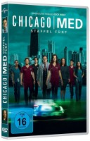 Chicago Med - Staffel 05 (DVD)