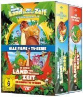 In einem Land vor unserer Zeit - Alle Originalfilme 1-14 + Die komplette TV-Serie / Episoden 1-26 (DVD)