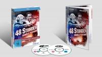 Nur 48 Stunden & Und wieder 48 Stunden - Double Feature / limitiertes Mediabook (Blu-ray)