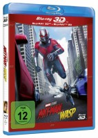 Ant-Man and the Wasp - Blu-ray 3D + 2D (Blu-ray)