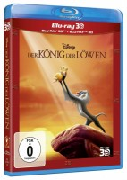 Der König der Löwen 3D - Blu-ray 3D + 2D / 3. Auflage (Blu-ray)