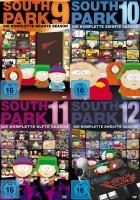 South Park - Season 1-17 Set / Repack (DVD)