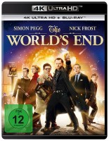 Cornetto Trilogie Set - Shaun of the Dead + Hot Fuzz - Zwei abgewichste Profis + The World's End - 4K Ultra HD Blu-ray + Blu-ray (4K Ultra HD)
