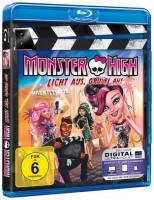 Monster High - Licht aus, Grusel an! (Blu-ray)