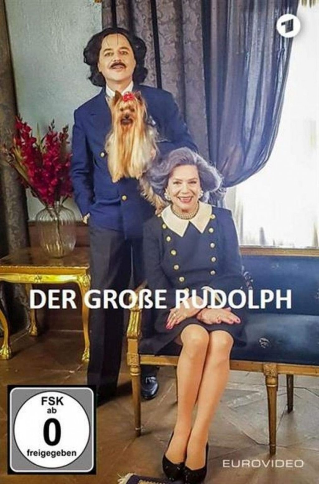 Deutscher Vintage-Familienfilm