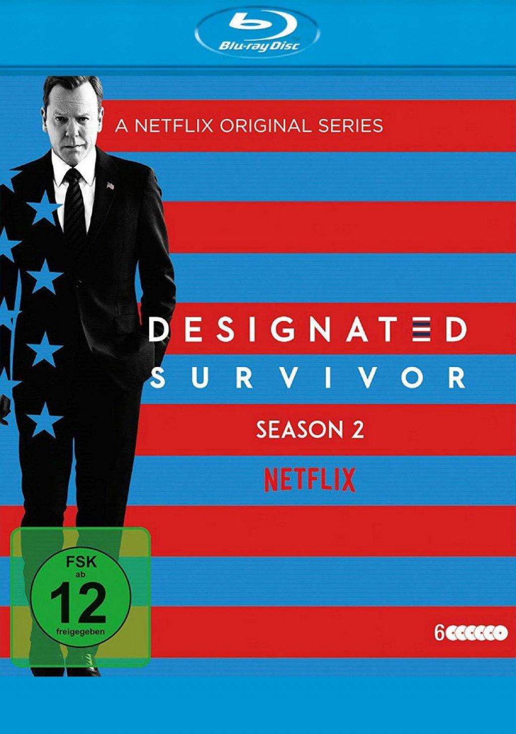 designated survivor staffel 1