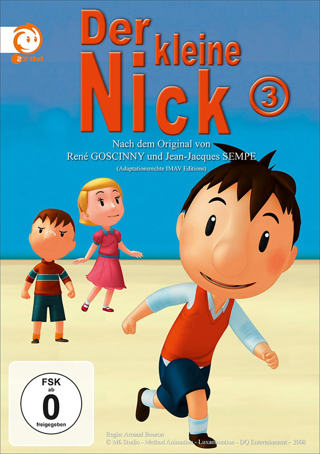 Der kleine Nick - Folgen 19-26 (DVD)
