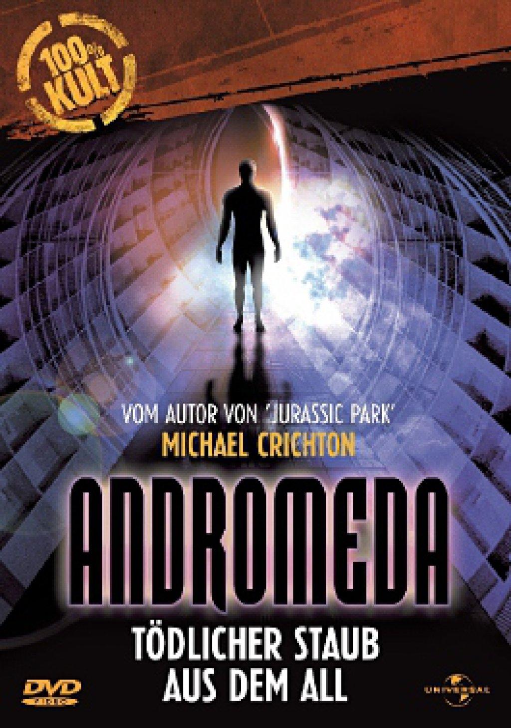 Andromeda Tödlicher Staub Aus Dem All