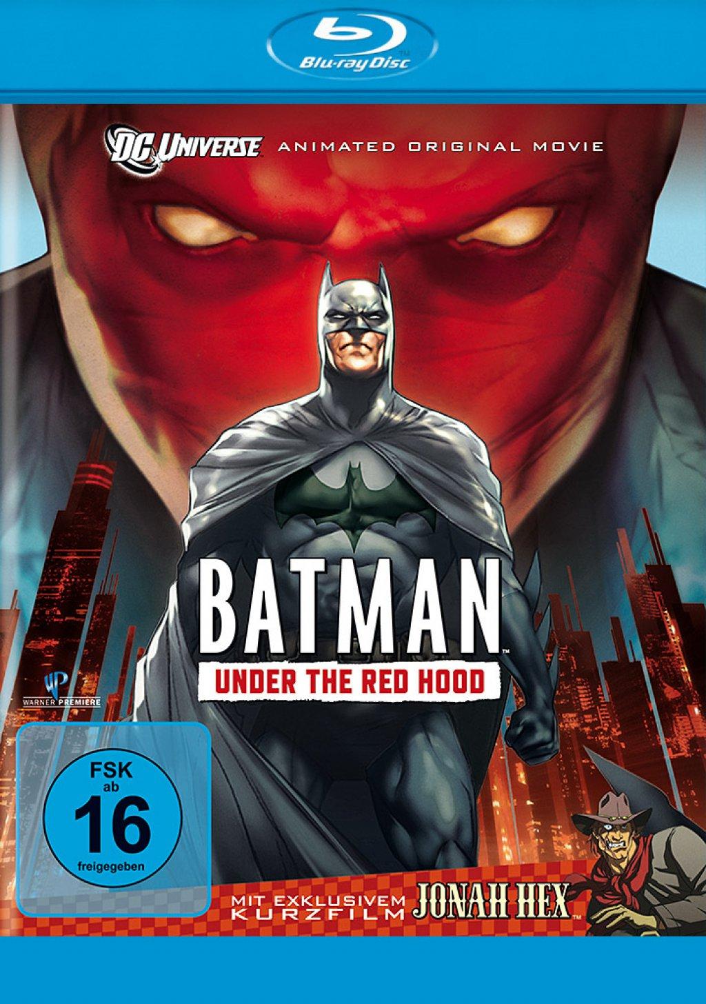 Batman Under The Red Hood Deutsch