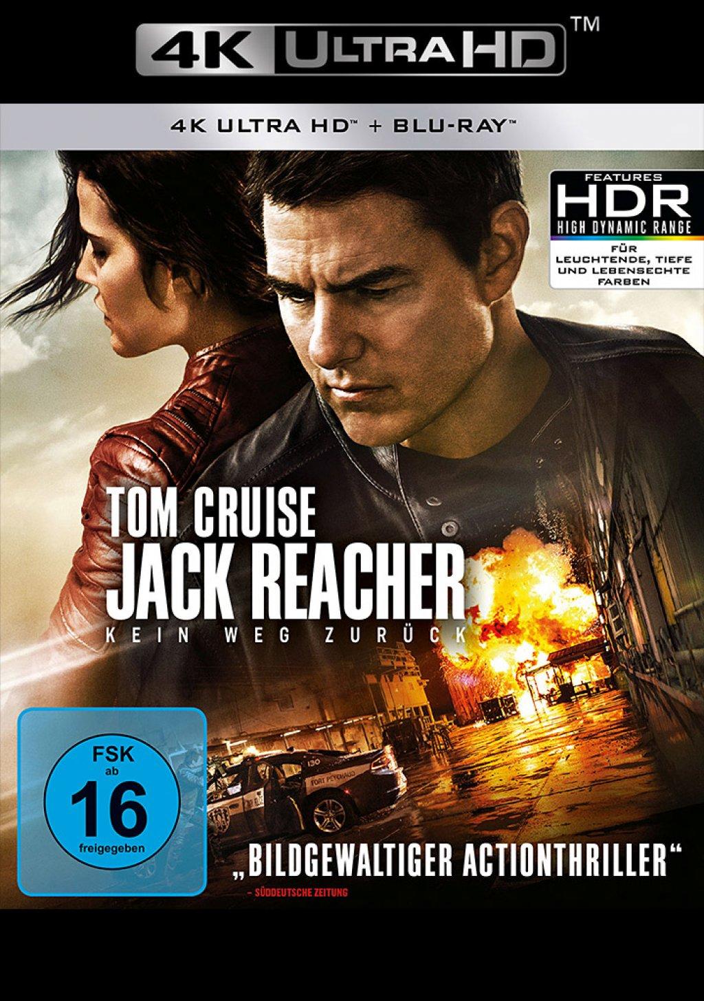 Jack Reacher 2 Movie4k