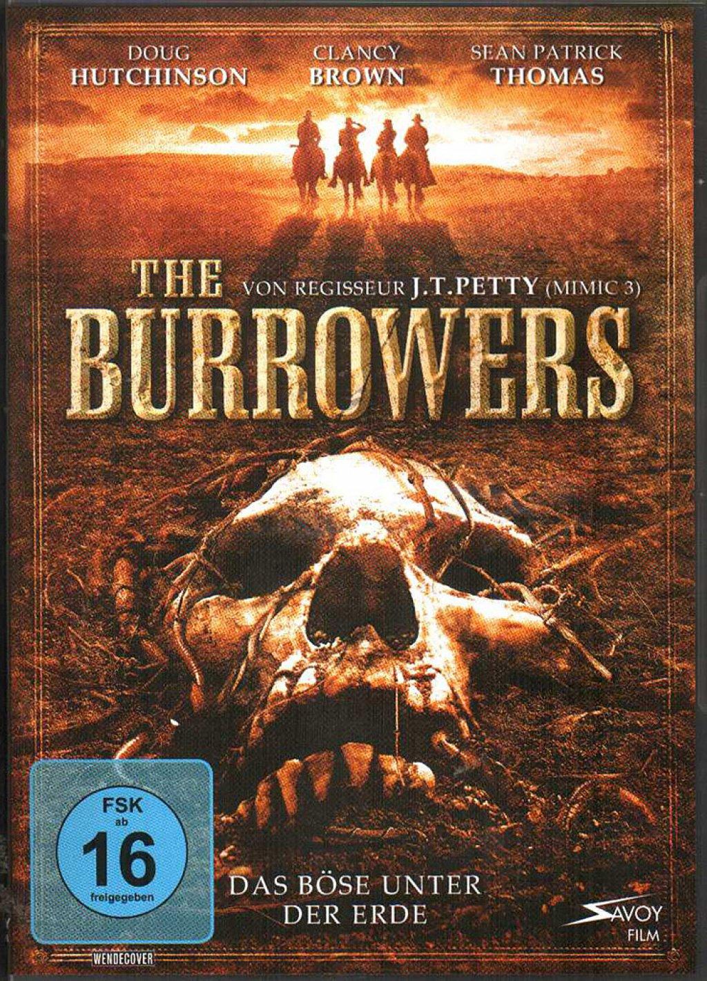 The Burrowers - Das Böse Unter Der Erde