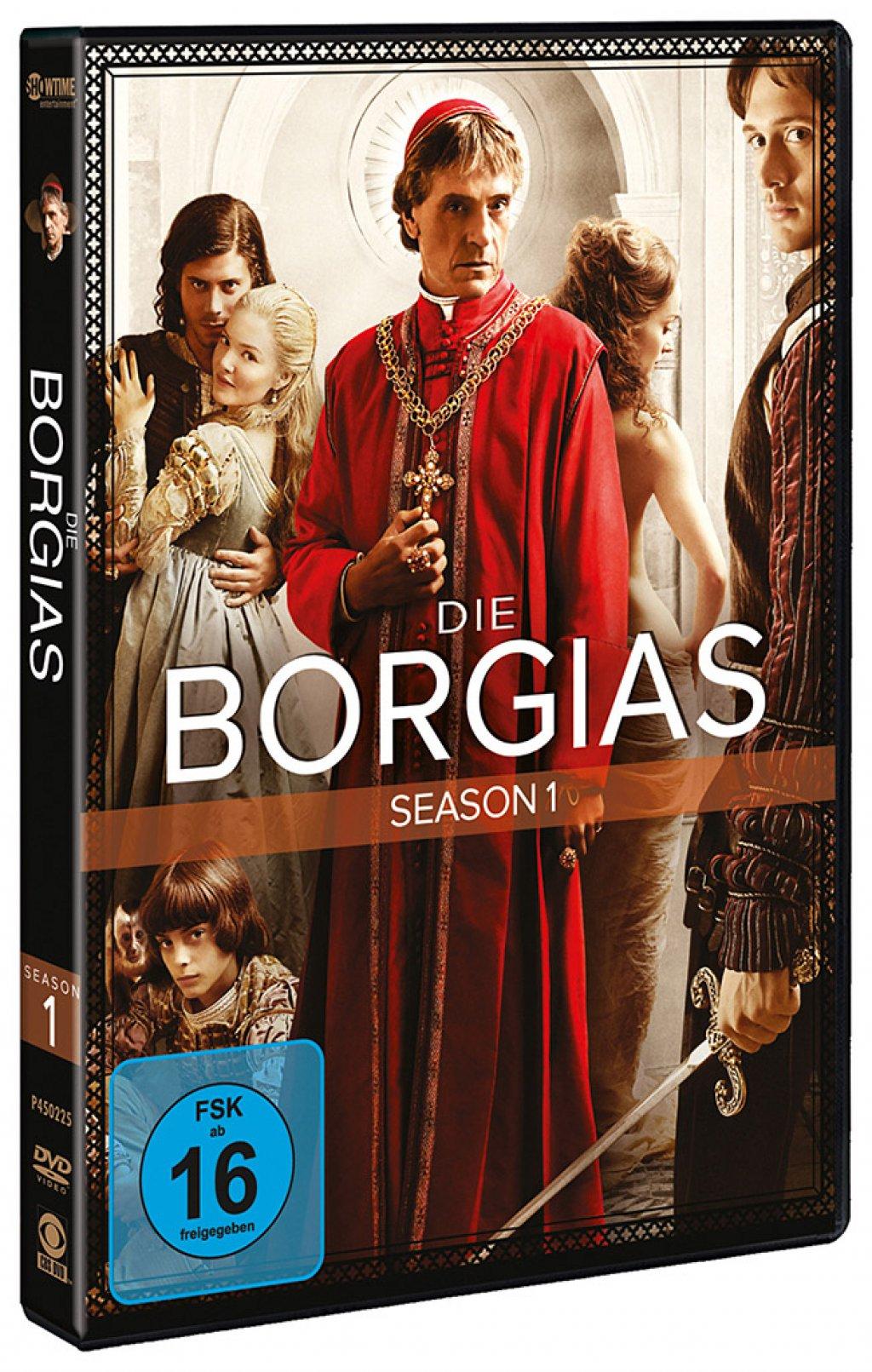 Die Borgias Serie