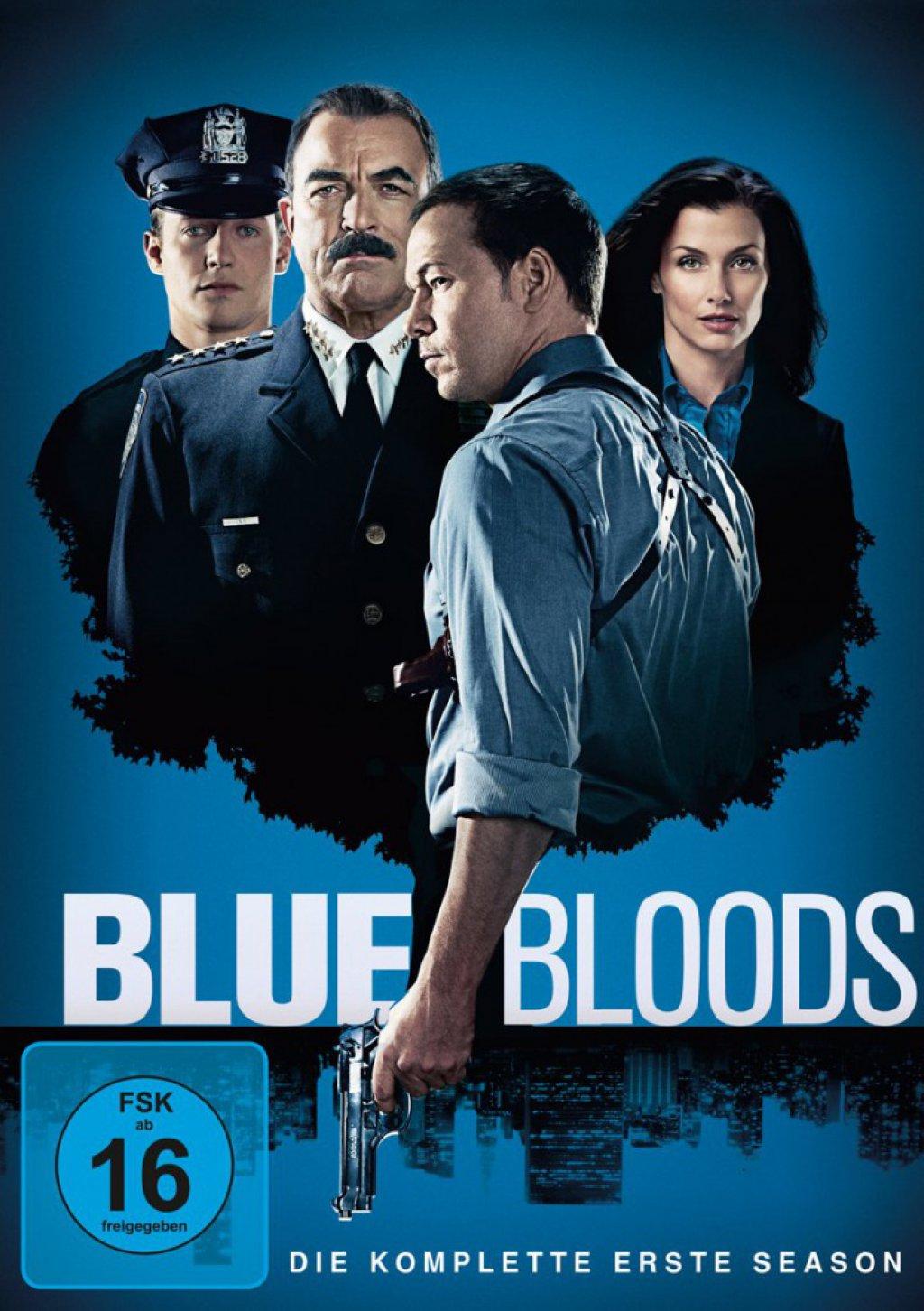 Blue Bloods Staffel 2