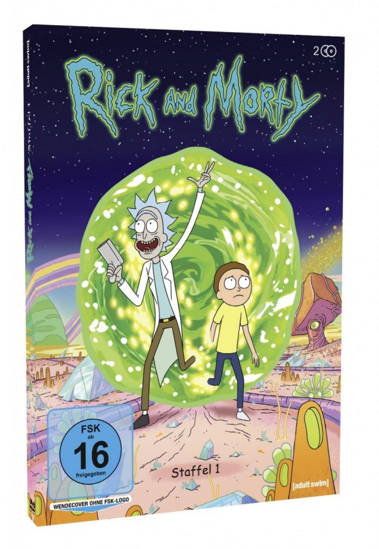 Rick And Morty 3. Staffel