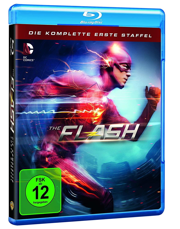The Flash Dvd Staffel 2