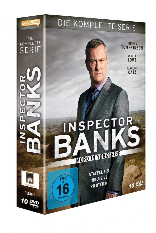 Inspector Banks Reihenfolge
