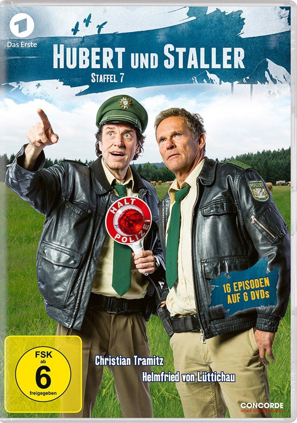 Hubert Und Staller Dvd Box