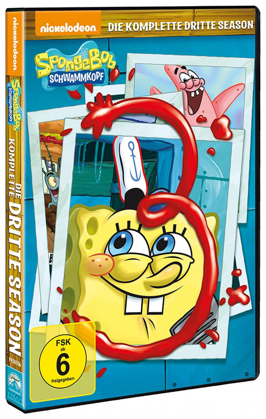 Spongebob Schwammkopf Staffel 2