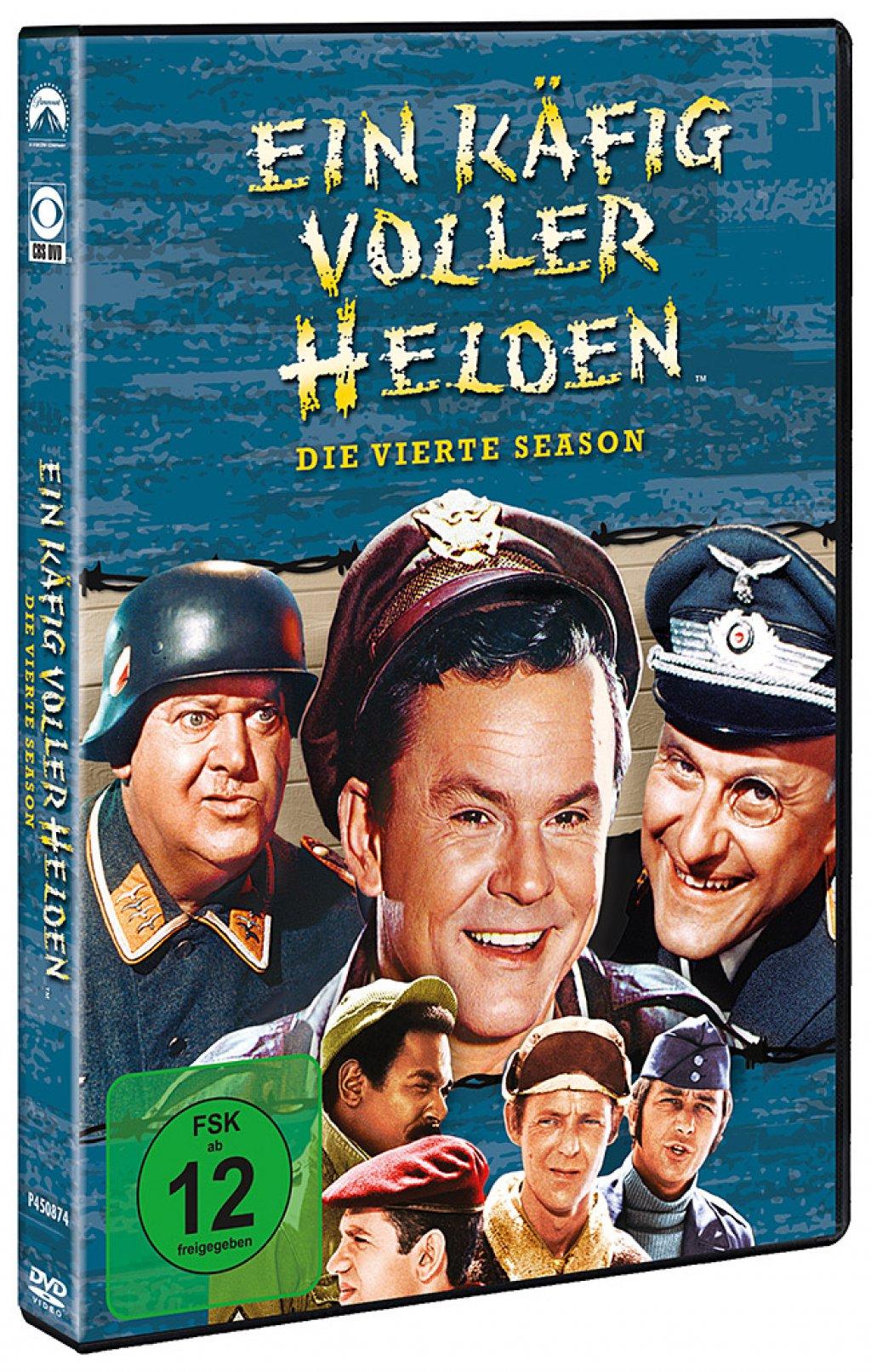 Ein Käfig Voller Helden Staffel 3