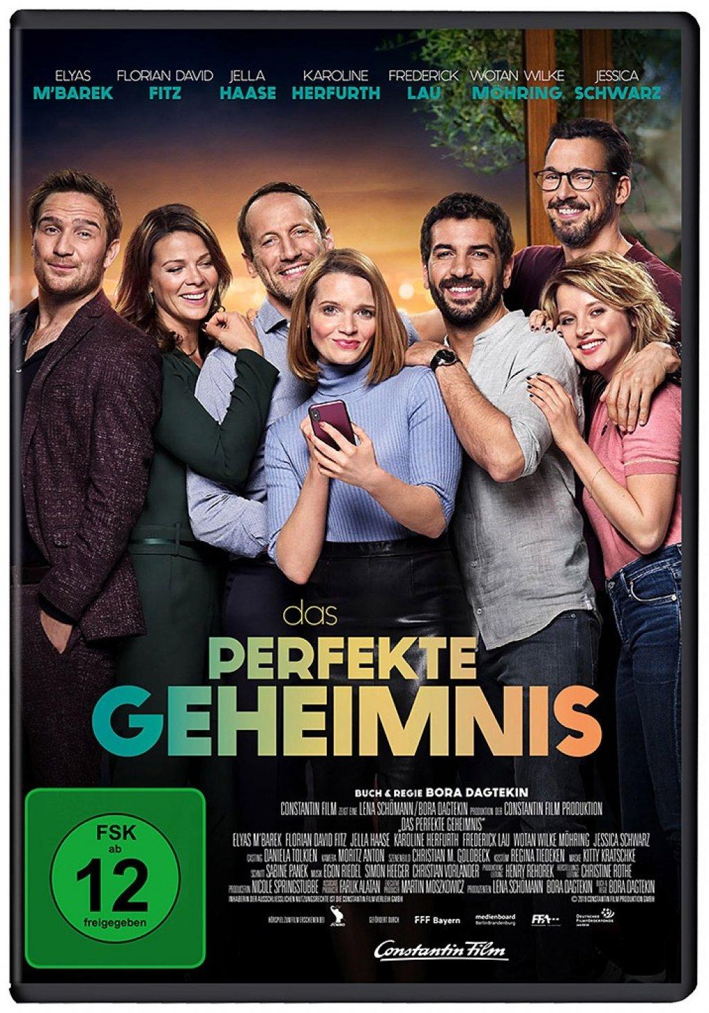 Das perfekte Geheimnis - (Elyas MBarek) # DVD-NEU   eBay