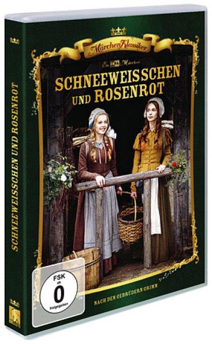 schneeweisschen und rosenrot  märchenklassiker dvd
